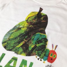 画像2: はらぺこあおむし|名前入りTシャツ|FRUIT:フルーツ|なし (2)