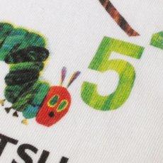 画像3: はらぺこあおむし|名前入りTシャツ|EC-CLOCK:ECクロック|グリーン (3)