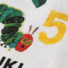 画像3: はらぺこあおむし|名前入りTシャツ|EC-CLOCK:ECクロック|イエロー (3)