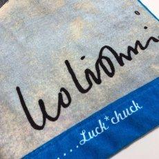 画像4: レオ・レオニ|名前入り今治製バスタオル|Frederick:フレデリック|ブルー (4)