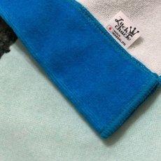 画像5: レオ・レオニ|名前入り今治製バスタオル|Frederick:フレデリック|ブルー (5)