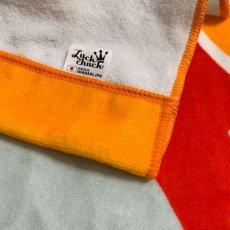 画像5: ウルトラマン|名前入り今治製バスタオル|ultra OYAKO:ウルトラ親子|イエロー (5)
