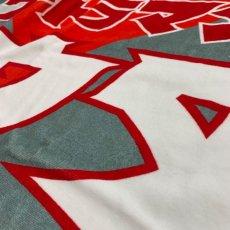 画像4: ウルトラマン|名前入り今治製バスタオル|ultra OYAKO:ウルトラ親子|ホワイト (4)
