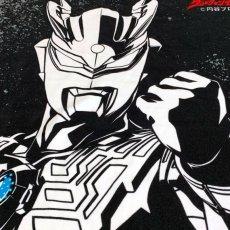 画像2: ウルトラマン|名前入り今治製バスタオル|ultra HERO:ウルトラヒーロー|ウルトラマンゼロ (2)