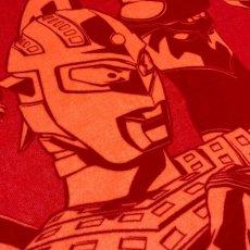 画像2: ウルトラマン|名前入り今治製バスタオル|ultra 8 HEROES:ウルトラ8ヒーローズ|レッド (2)