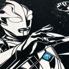 画像2: ウルトラマン|名前入り今治製バスタオル|ultra HERO:ウルトラヒーロー|ウルトラマンメビウス (2)