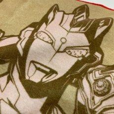 画像2: ウルトラマン 名前入り今治製バスタオル ultra 12 HEROES:ウルトラ  12  ヒーローズ ブラウン (2)