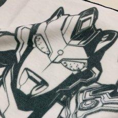 画像2: ウルトラマン|名前入り今治製バスタオル|ultra 12 HEROES:ウルトラ  12  ヒーローズ|モノクロ (2)