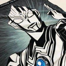 画像2: ウルトラマン|名前入り今治製バスタオル|ultra HERO:ウルトラヒーロー|ウルトラマンフーマ (2)