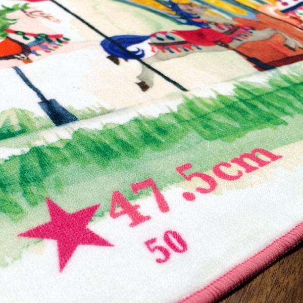 画像5: くまのがっこう【MERRY GO ROUND】ピンク:バスタオル単品
