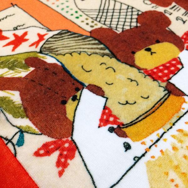画像3: くまのがっこう【BROTHERS】パン作り:バスタオル単品